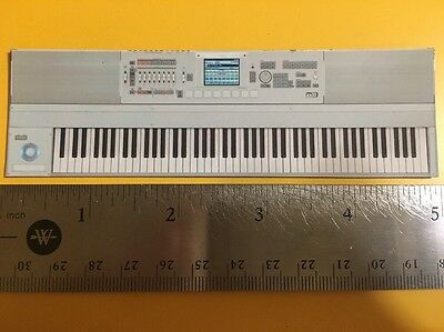 Korg M3 88 Synthesizer Refrigerator Magnet Deluxe