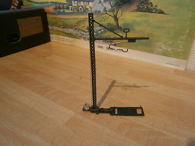 Lima/hornby Oo Gauge Catenary Post With Power Connector  New