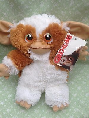 """Gremlins - Gizmo - 11"""" Plush Soft Toy - Toy Factory 2013 - New With Tags"""