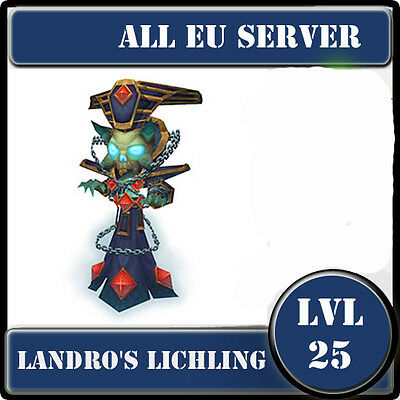 Landro's Lichling /wow   Battle Pet lvl 25  / All EU Server/