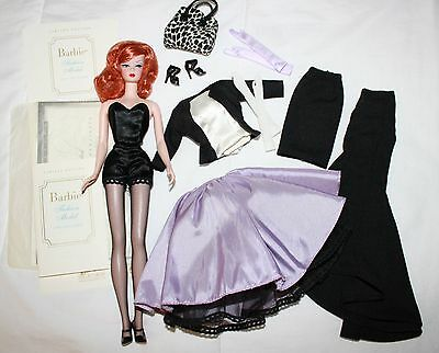 Silkstone Barbie Lingerie Dusk to Dawn Giftset out of box