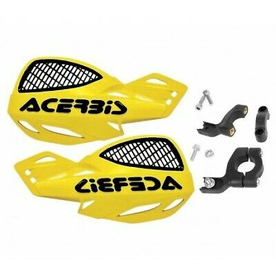 Protection main Air Flit Jaune Pour Motos Voxan Xispa Agrale Bimota