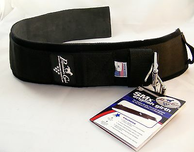 Professional Choice SMx Dressage Girth ~ Black ~ 28 inches