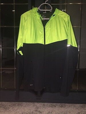 nike running jacket xl
