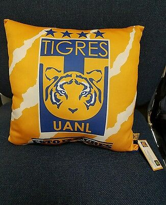 Tigres Uanl Esto Es Tigres Throw Pillow Official Product