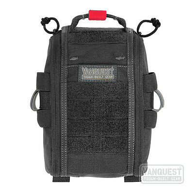 Vanquest FATPack 5x8 Gen 2 First Aid Trauma Pack Organiser Black