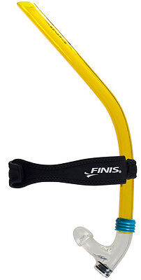 FINIS Youth Swimmer's Snorkel - Yellow
