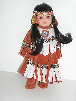 "Royalton Collection Doll Ayasha Little One  10"" Tall New"