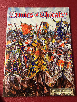 Warhammer Historical Ancient Battles Armies of Chivalry