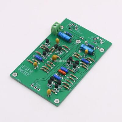 Assembly 2N5087 / 2N5089 Mono Preamplifier Board Based on Naim NAC152 Preamp
