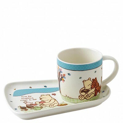 Classic Pooh A27040 Pooh Snack Set New & Boxed