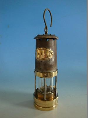 RS0516-144: Bergbau Grubenlampe Thomas & Williams Makers Aberdare G.P.O