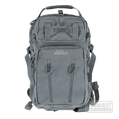 Vanquest FALCONER 27 Backpack Rucksack Bag Wolf Grey Gray
