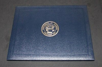 Diploma Degree Holder Frame Case University of Illinois Fighting Illini