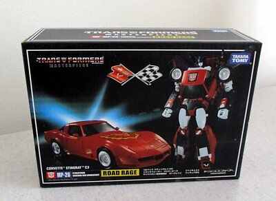 Transformers Masterpiece MP-26 ROAD RAGE Takara Tomy NUOVO!