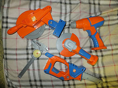 5-Home Depot Play Power Tools Replacement TOY