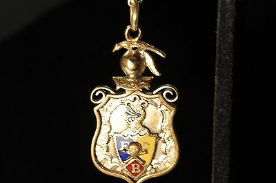 great design Antique Gold Filled pocket watch chain fob/pendant