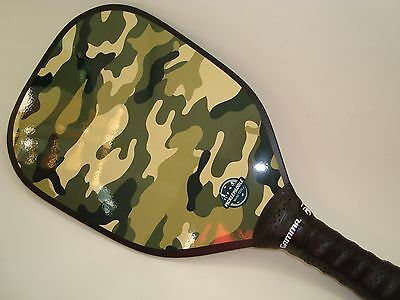 New Hot Pickleball Paddle Camouflage  T200