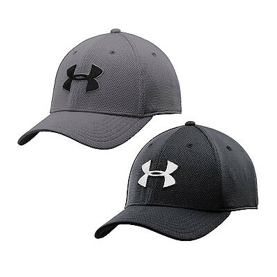 Under Armour Blitzing II Mens Stretch Fit Running Cap Hat
