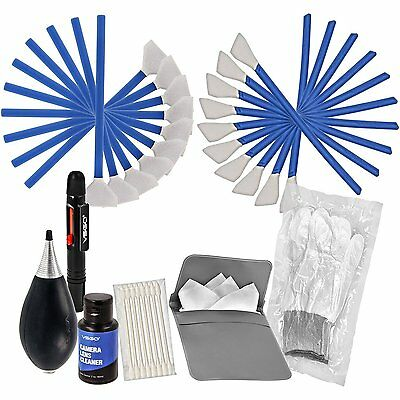 VSGO Lens Cleaning Kit & Pen +Sensor Swabs & MicroFiber Cloth for Digital Camera