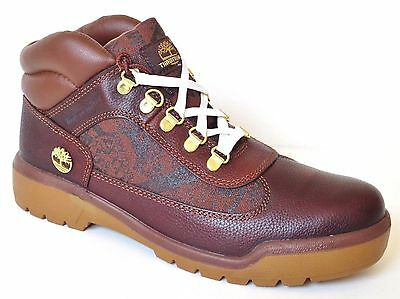 Timberland Men's Football LIMITED Edition Brown Hiker Field Boots Shoes A14L3