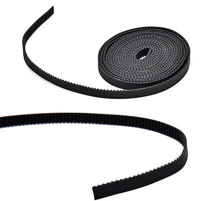 Open End RepRap GT2 Timing Belt 6mm Wide 2mm Pitch 2GT For Pulley 3D Printer GG