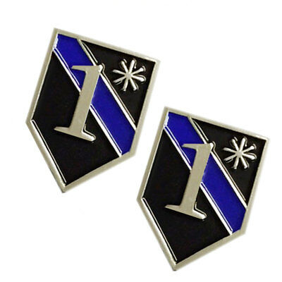 Thin Blue Line One Ass To Risk 1* Law Enforcement Police Sheriff Lapel Pins