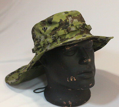 Russian Boonie Hat Neck Protection Detachable Tail Ripstop Borderguard Pattern