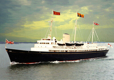 Hmy Britannia - Hand Finished, Limited Edition (25)