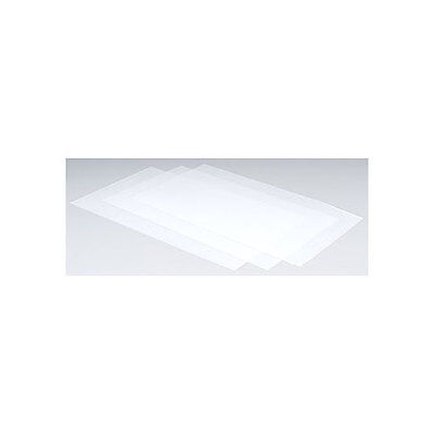 "91201 Clear Sheet Styrene .010"" (3) PLSU7151 PLASTRUCT"