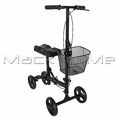 Knee Walker Scooter - Mobility Alternative Crutches Wheelchair New Equip
