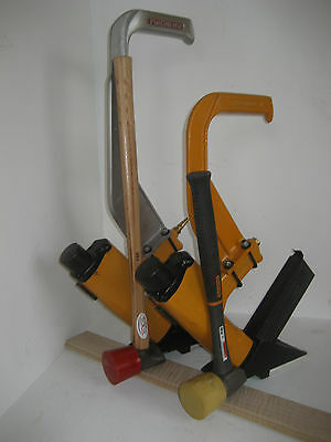 """the Best Flooring Mallet / Nailer Handle to increase Bostitch mIII  """"production"""""""