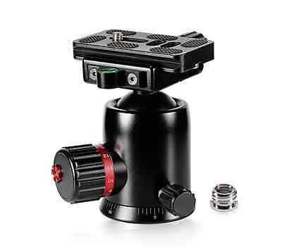 Professional Aluminum Alloy 360 Degree Rotating Panoramic ball head Tripod DSLR