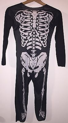 Rubies Skele Bones Halloween Costume Size Youth Medium (M) (8-10)