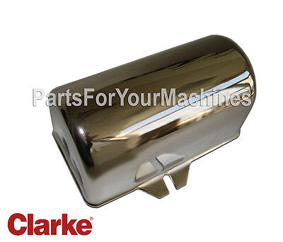 "Motor, Capacitor Cover, 4"" Long, Clarke Floor Machine Cfp Pro, New, 5F6"