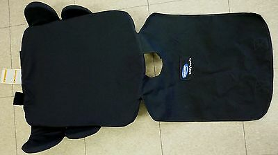 "INVACARE INFINITY DUALFLEX 10 WHEELCHAIR BACK 15-18"" w and H=20"""