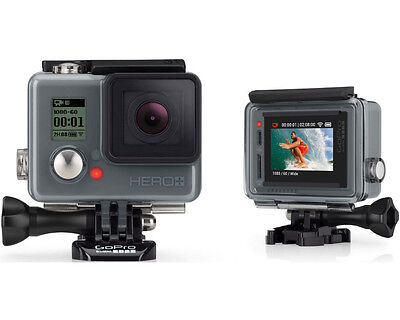 GOPRO Hero+ LCD Actioncam Full HD 1080p WLAN Touchscreen CHDHB-101 NEU OVP