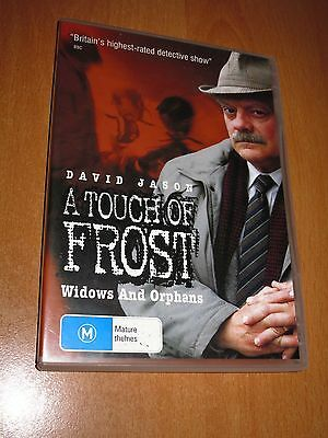 A Touch Of Frost - Widows And Orphans ( 1-Disc Dvd , Region 4 ) ~ Very Good !