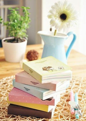 1pc Mini Cute Diary Pocket Planner Notebook Journal Memo Free Note