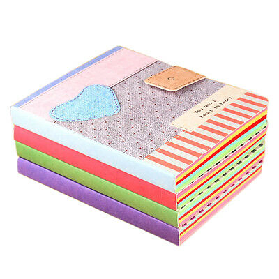 Cartoon Notepad Notebook Writing Paper Diary Journal Memo Stationery Gifts 1X CL