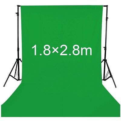 Photography Studio Background 10x20ft Muslin Cotton GREEN Backdrop US LOCAL