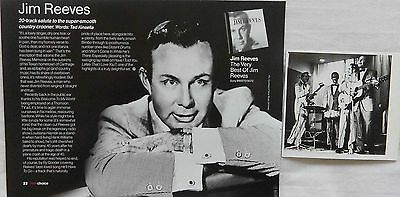 Jim Reeves : Cuttings Collection