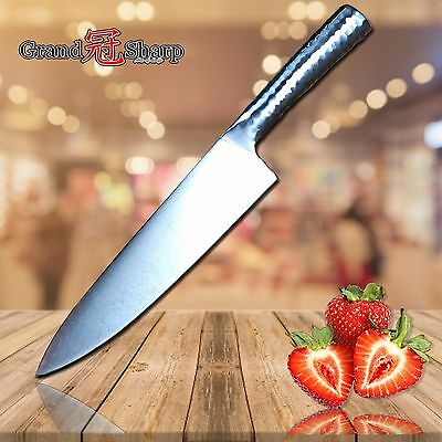 8 Inch Chef Knife German High Carbon Stainless Steel 1.4116  Kitchen Knives NEW