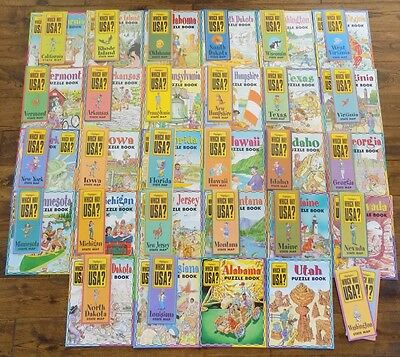 Lot 28 Highlights Which Way USA? Books & Maps Magazines