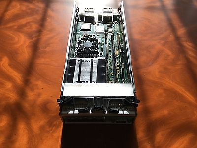 Dell EqualLogic PS6000E TYPE 7 Controller Module 2GB RAM +SD 0935409-11 E03M001