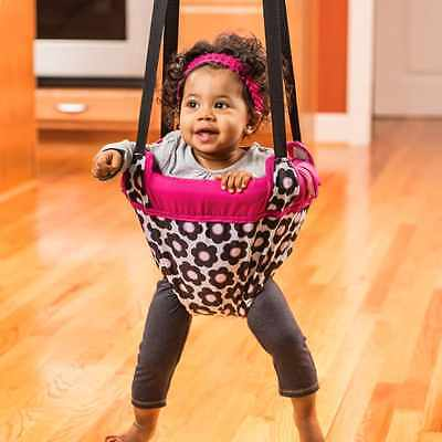 NEW Bumbly Exersaucer Door Jumper Evenflo Baby Swing Jump Up Bouncer