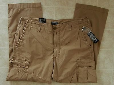 Polo Ralph Lauren Lightweight Cargo Pants 40 x 32 New With Tags