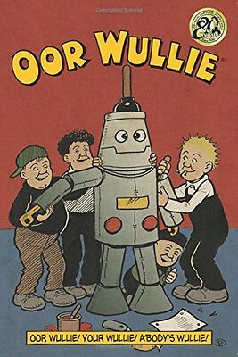 Oor Wullie (Annuals 2016) - New Paperback Book