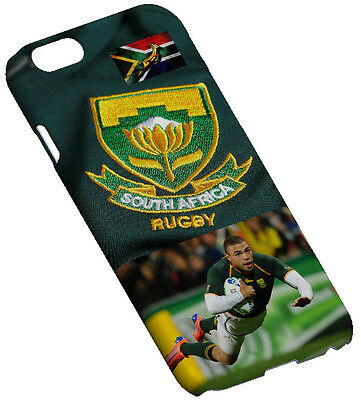 South Africa Rugby Bryan Habana phone cover