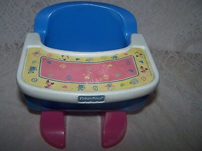 Fisher Price Little Mommy Baby Doll High Chair Accessory